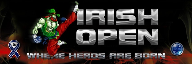 Irish open 2013