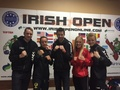 Kickboxing Academy - Irish Open 2015